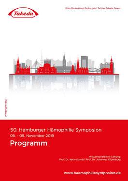 50. Hamburger Hämophilie Symposion