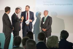 Preisträger des MSD Gesundheitspreis