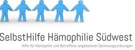 SelbstHilfe Hämophilie Südwest-logo